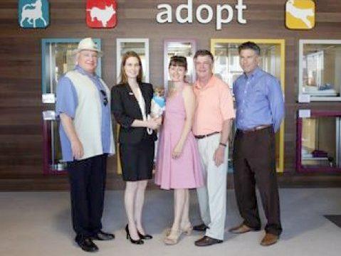 Adopt & Shop Opening