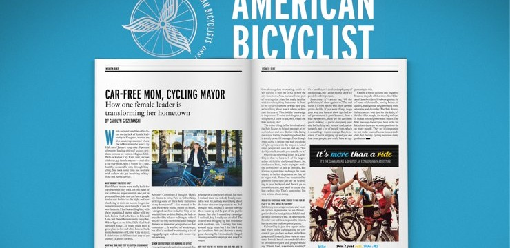 American Bicyclist Magazine
