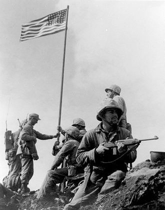 Photo by SSgt. Louis R. Lowery, 1945