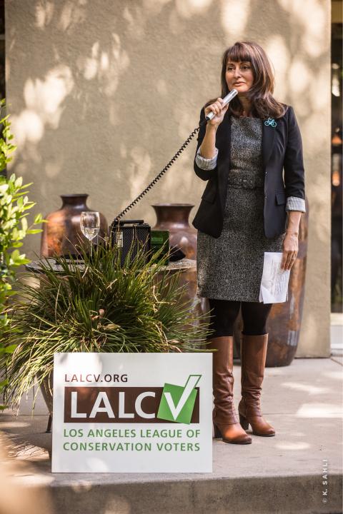 LALCV Award Speech